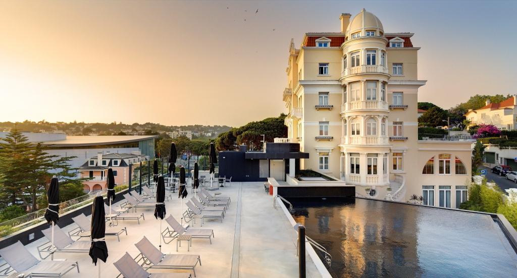 Hotel Inglaterra - piscina